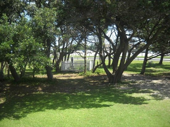 Ocracoke Island Visitor Center: outside