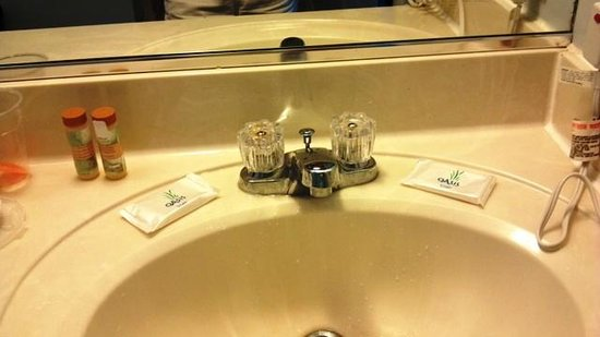 Sea Esta Motel II: Toiletries