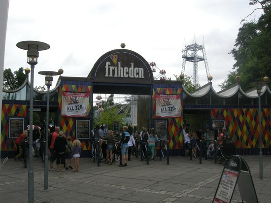 Attraction Review g d Reviews Tivoli Friheden Aarhus East Jutland Jutland.