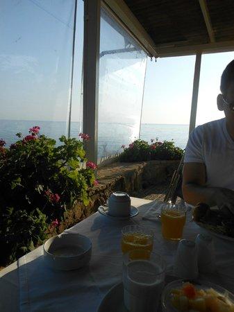 Sentido Alexandra Beach Resort: Ontbijten