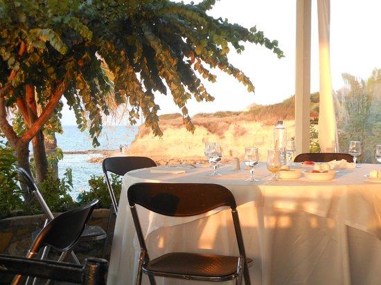Sentido Alexandra Beach Resort: Diner ruimte