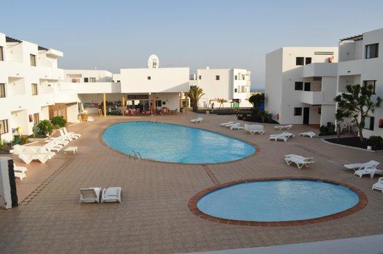 Aparthotel Lanzarote Paradise: Pool