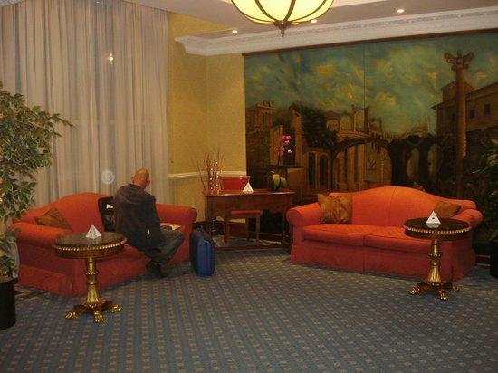 Henry VIII Hotel: espace repos