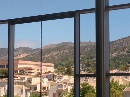 Hotel Levante Club & Spa: veiw from dinning room (i think)