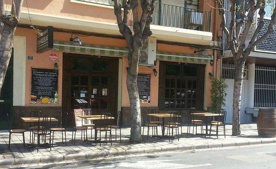 Restaurante Casa Riquelme: Nuestro establecimiento