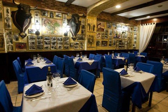 Restaurante Casa Riquelme: Nuestro local