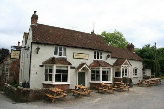 The George at Burpham: Newly renamed, refurbished and revitalised