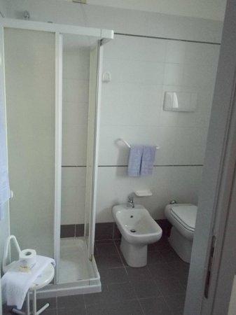 Hotel Al Fogher: bagno