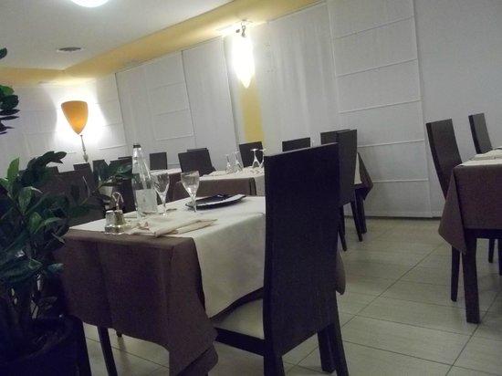 Hotel Al Fogher: sala elegante