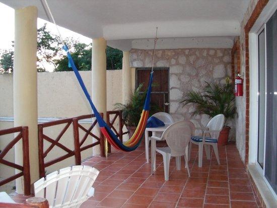 Hotel La Joya: Our Room