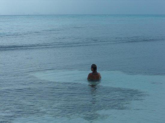 Hotel La Joya: Peaceful on the beach