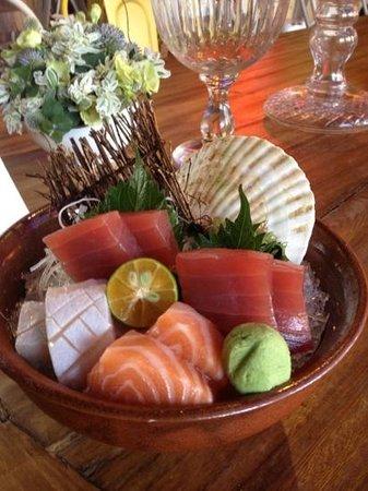 Menglu Sushi : sushi