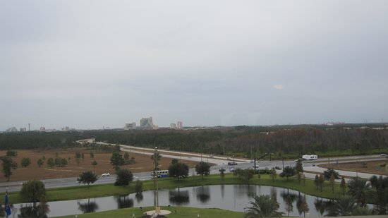 Gaylord Palms Resort & Convention Center: View from my room