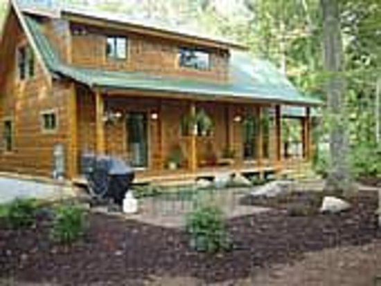 Wildwater Chattooga Cottages & Cabins: Jawbone Cabin