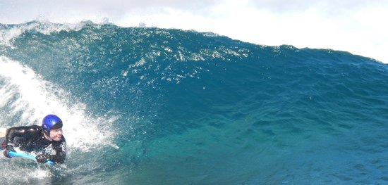 Waidroka Bay Resort : I can Catch A wave
