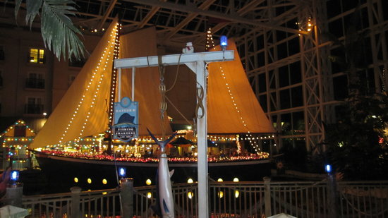Gaylord Palms Resort & Convention Center: Seafood restaurant
