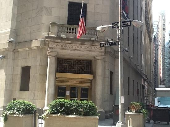 New York Stock Exchange: Add a caption