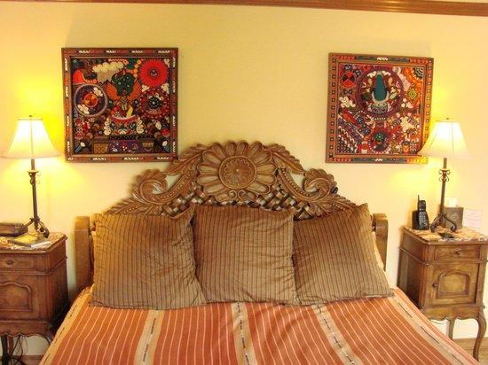 Blue Lake Ranch: Lovely room