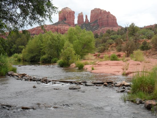 Gainey Suites Hotel: Cathedral Rock Sedona