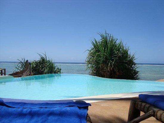 Matemwe Lodge, Asilia Africa : Infinity pool