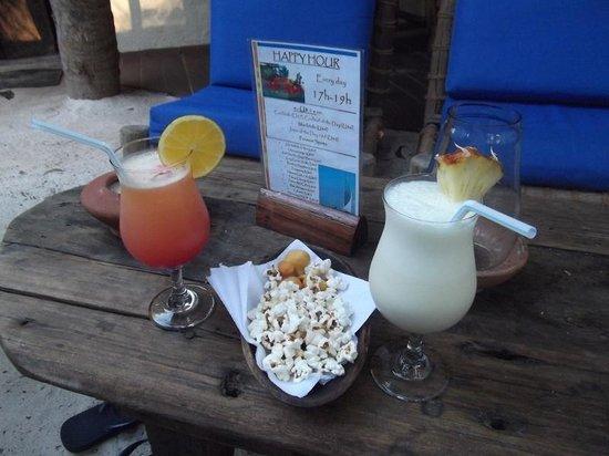 Matemwe Lodge, Asilia Africa : Cocktails, mmm