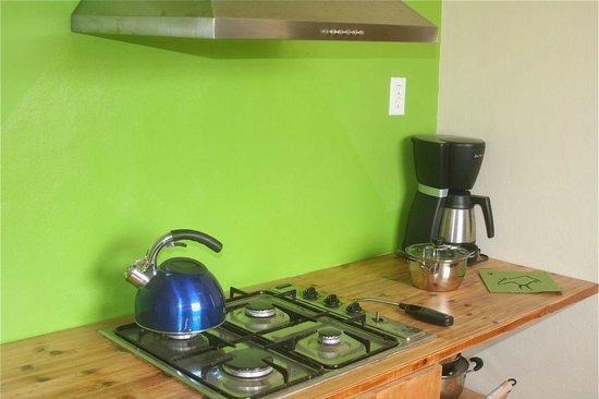 CoralSea Apartments Bonaire: Kitchen