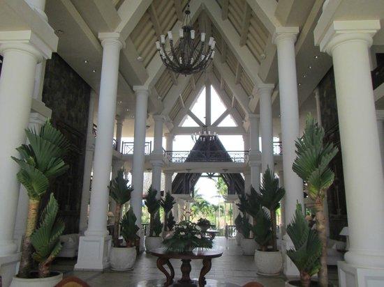 The Residence Mauritius: Recepção