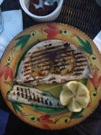 Hotel Palladio: grigliata di pesce