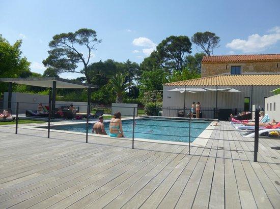 Le Domaine du Golf -  Fabrègues : piscine ZEN