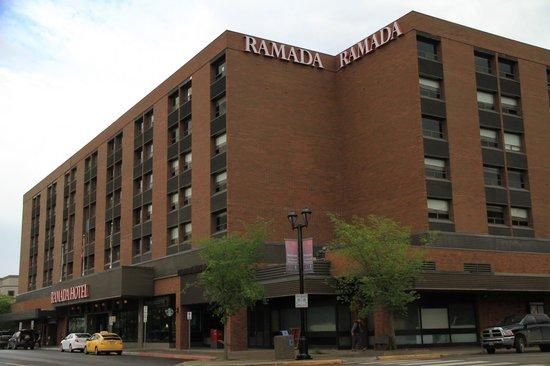 Ramada Plaza Prince George: Ramada Downtown Hotel, Prince George