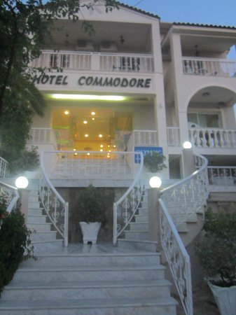Commodore Hotel照片