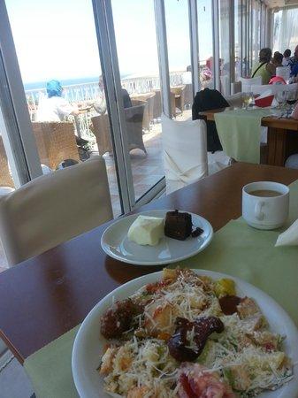 Commodore Hotel: ужин