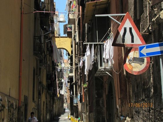 Decumani di Napoli: Guauuu