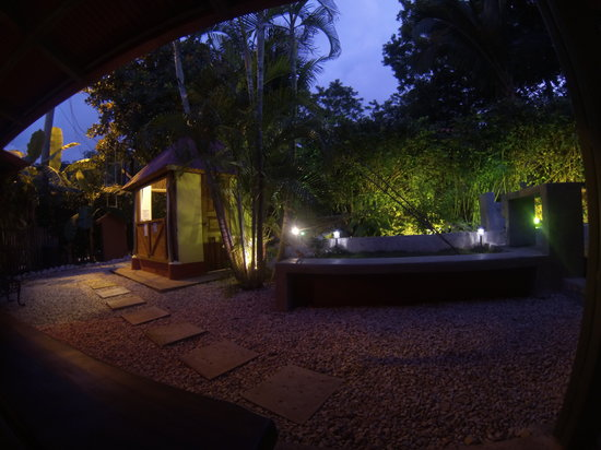 Indra Inn: Nighttime