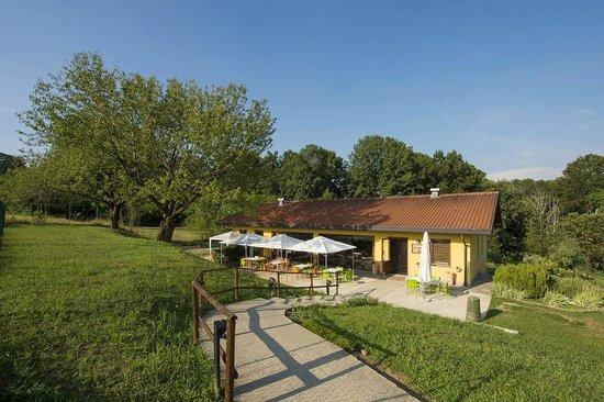 Cantu, Italie : la cascina di mattia