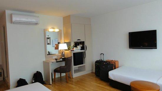 Hotel Sentral Georgetown: Room