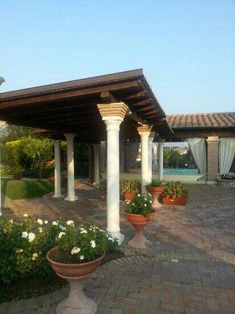 Villa Francesca: vista dal parco