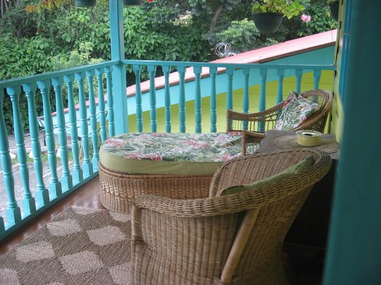 Casa de las Tias : Room with balcony seating