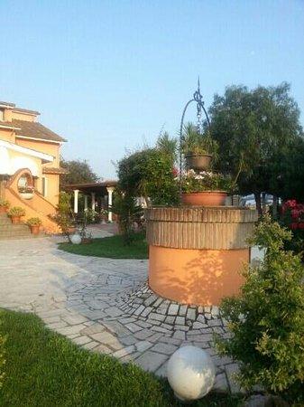 Villa Francesca: ingresso villa