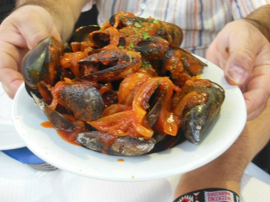 Can Granyela : voorgerecht van een menu van € 15,95