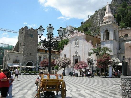 Tour of Sicily - Day Tours: Taormina