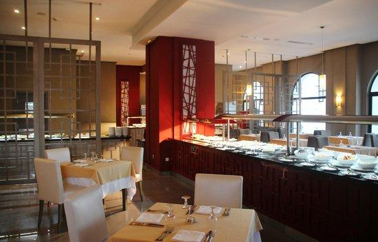 Hotel Palm Azur: Asian Resturant