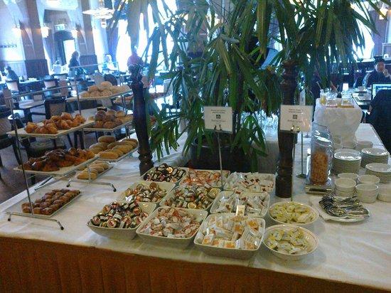 Hampshire Hotel - Amsterdam American: Breakfast