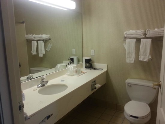 Americas Best Value Inn and Suites Marion: nice size
