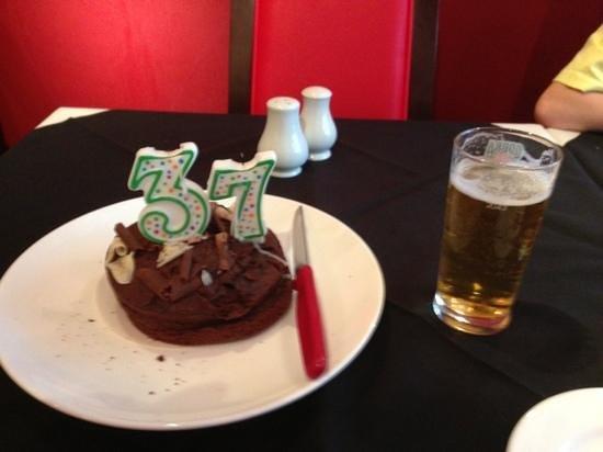 Bombay Spice: Making my birthday special
