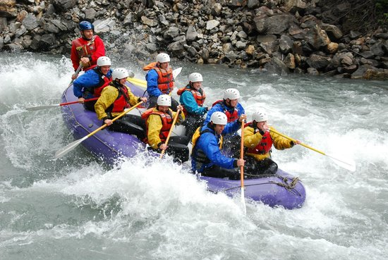 Apex Raft Company - Day Tours