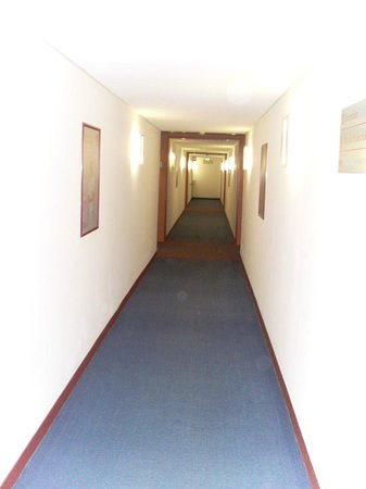 Novotel Suites Hannover City: Hotel Zimmerflur
