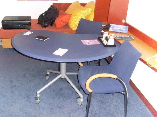 Novotel Suites Hannover City: flexibler Arbeitsbereich