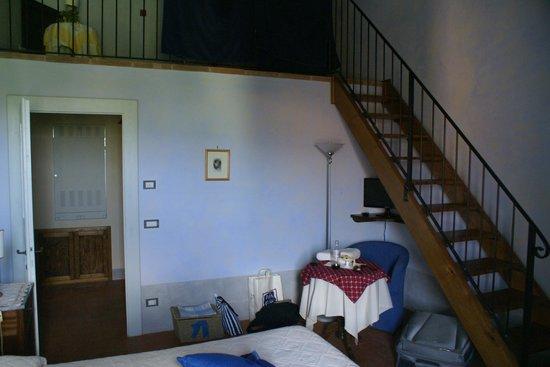 Cortona Resort - Le Terre dei Cavalieri : chambre