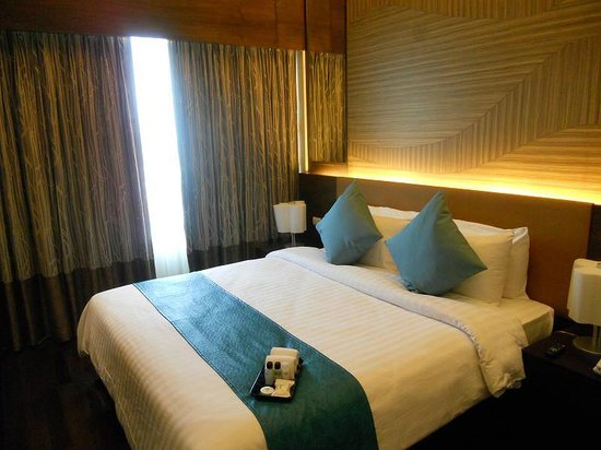 Jasmine Resort Hotel: suite